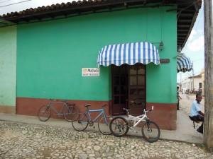 Casa Particular in Trinidad De Cuba a World UNESCO Site