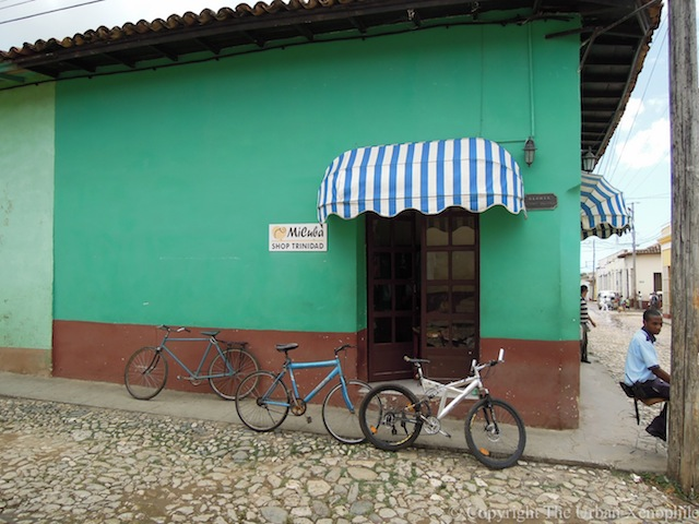 Casa Particular in Trinidad De Cuba a World UNESCO Site
