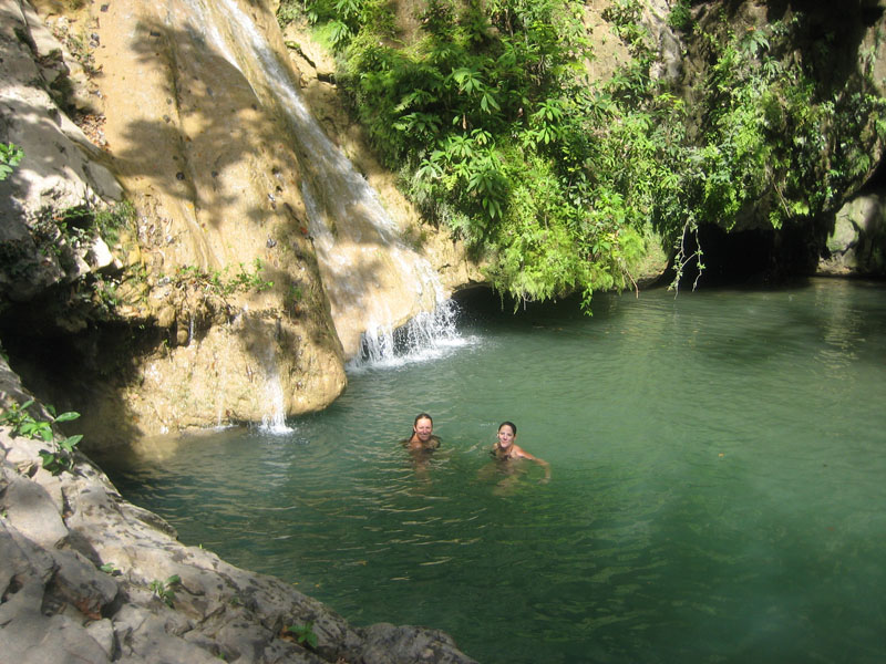 Topes de Collantes national park