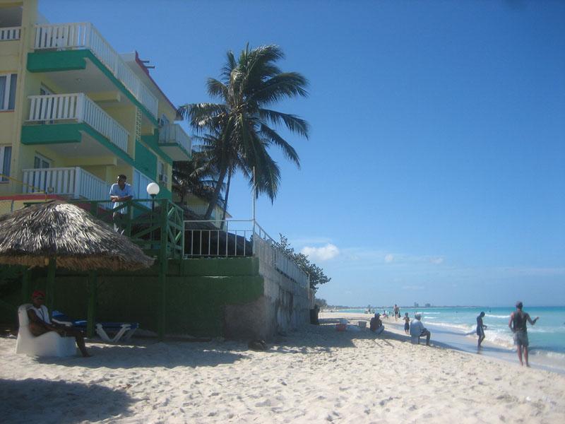 Varadero white sand beaches