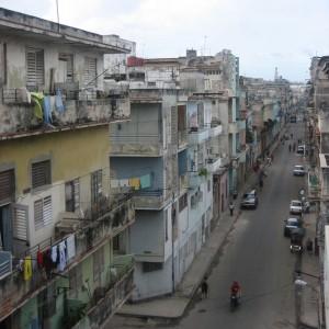 Apartments in havana, Cuba