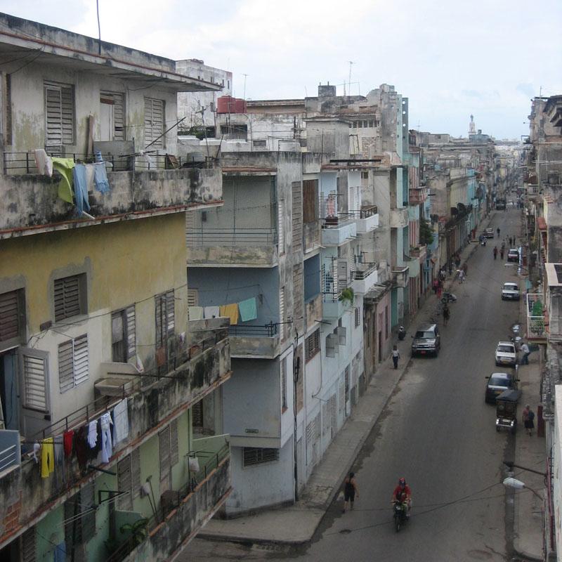 Living in Cuba